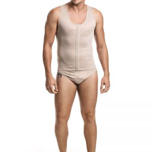 male compression vest