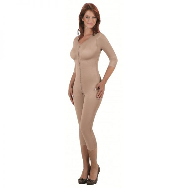 shapewear with sleeves