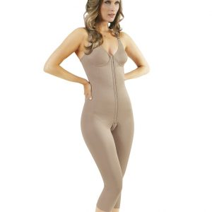 Butt implant compression garment shapewear