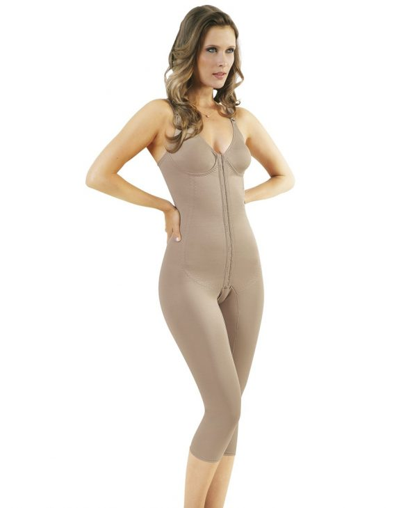 BELOW KNEE SHAPEWEAR WITH PRE MOLDED CUP