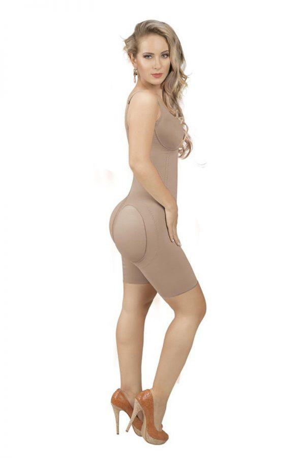 BBL compression garment post bbl buttocks implant shapewear