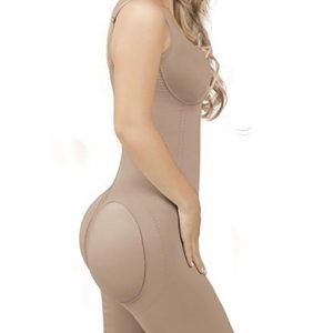 compression garment post bbl buttocks implant shapewear