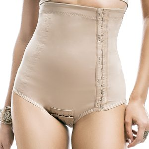 high waist body shaper without legs and side opening