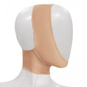 chin strap compression garment