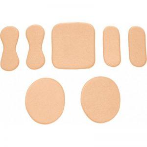 set of compression garment boards (non-rigid foam)