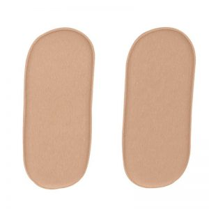 shaped compression garment board rigid foam pair