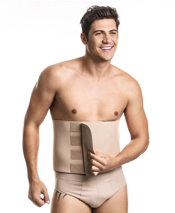 Abdominal surgery garment unisex